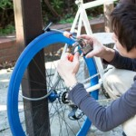 自転車の鍵をなくした
